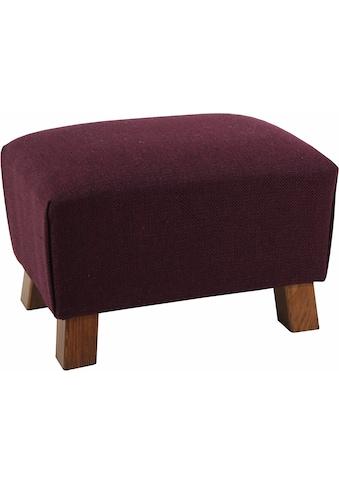 Max Winzer® Fußhocker »Footstool« kaufen