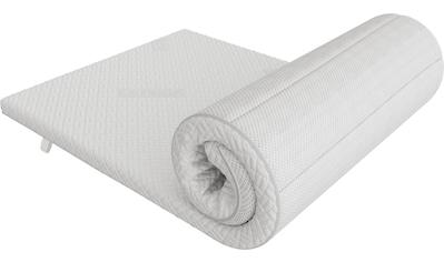 Topper »Roll'n'Sleep«, Schlaraffia, 6 cm hoch, Raumgewicht: 45 kaufen