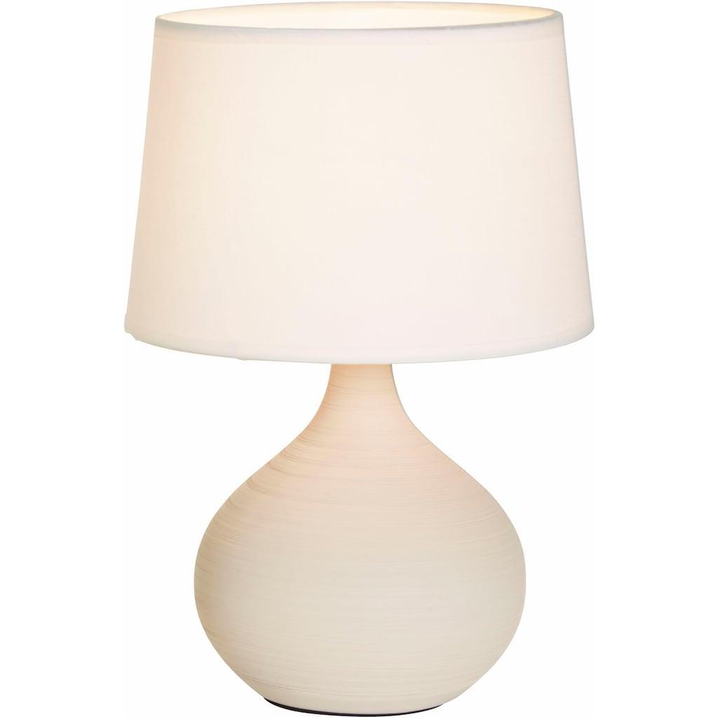 TRIO Leuchten Tischleuchte »Martin«, E14, Schnurschalter, Leuchtmittel tauschbar