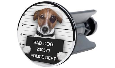 Sanilo Waschbeckenstöpsel »Bad Dog«, Waschbeckenstöpel, Ø 4 cm kaufen