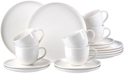 """Ritzenhoff & Breker Kaffeeservice """"Skagen"""" (18 - tlg.), Porzellan kaufen"""