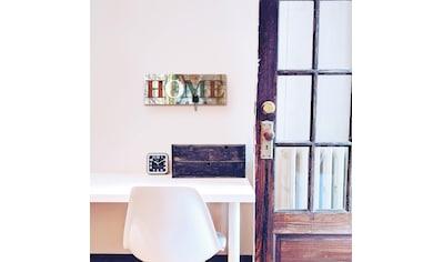 Artland Schlüsselbrett »Buntes zu Hause in taktvollen Farben« kaufen