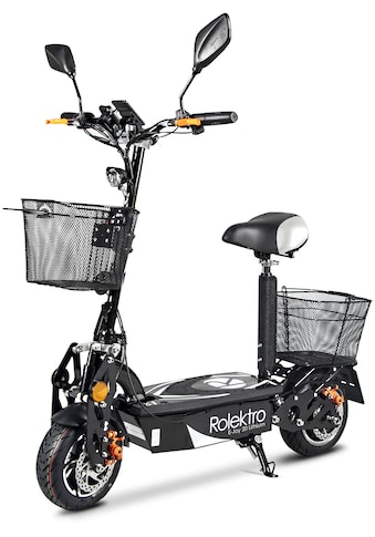 Rolektro Sitzscooter »Rolektro E-Joy 20 Lithium«, 20 km/h, 45 km kaufen