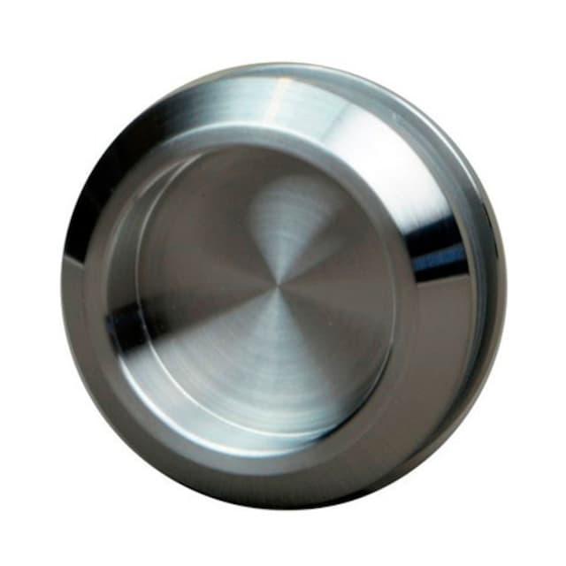 Glasschiebetür »Eco 4 Streifen«, mit Muschelgriff, in versch. Breiten