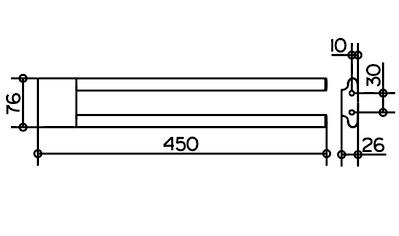 Keuco Handtuchhalter Edition 400 kaufen