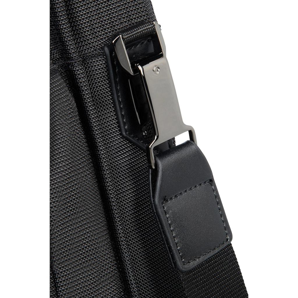 Samsonite Aktentasche »XBR 15.6, black mit 2 Fächern«