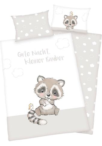 Babybettwäsche »Kleiner Räuber«, Baby Best kaufen