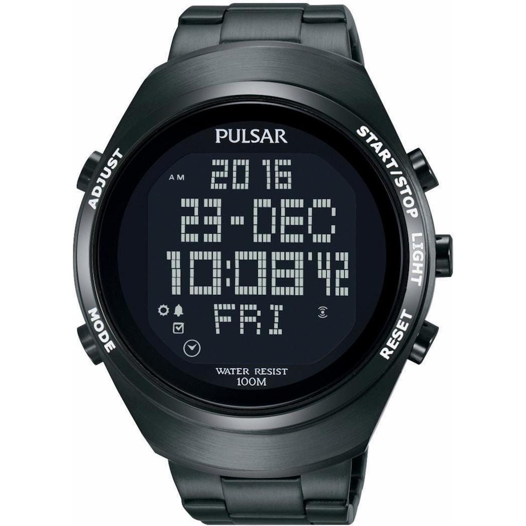 Pulsar Chronograph »PQ2057X1«