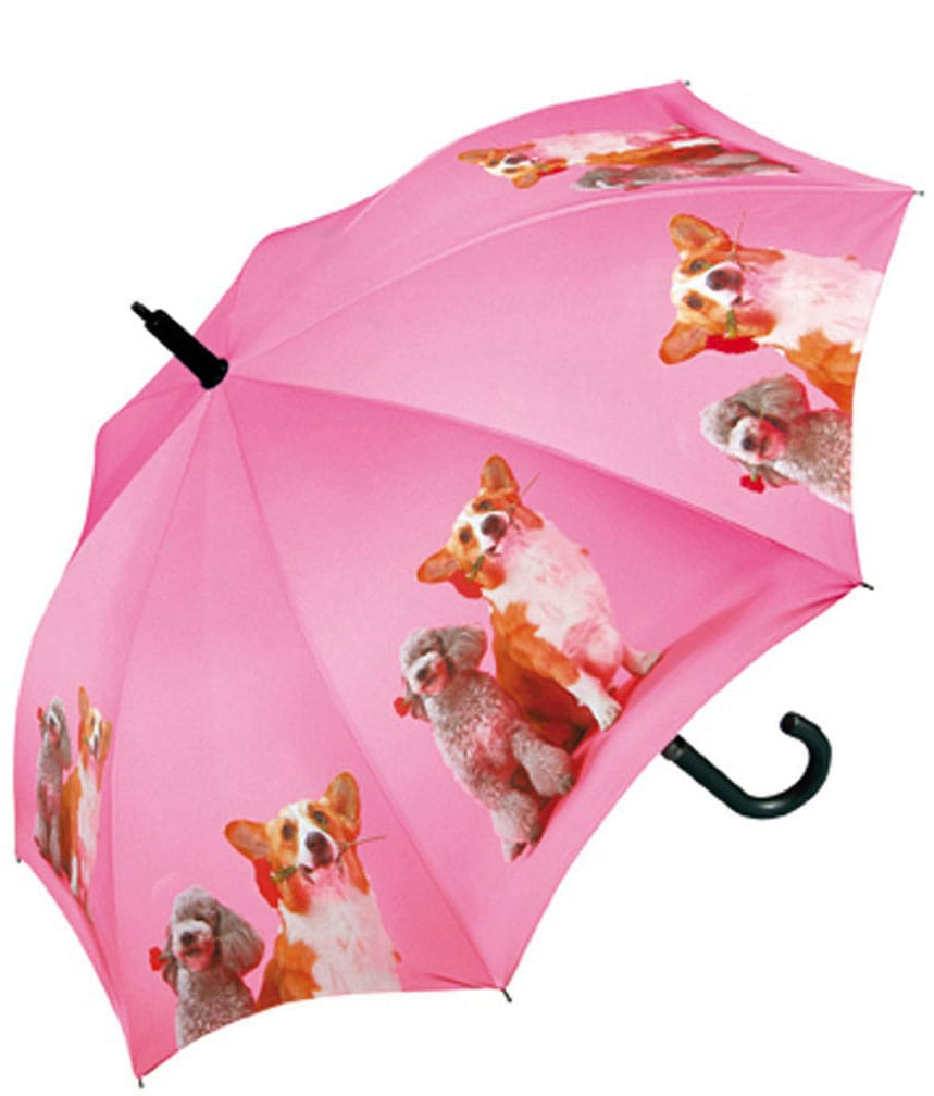 doppler Stockregenschirm Kids Dogs Automatik   Accessoires > Regenschirme > Sonstige Regenschirme   Doppler