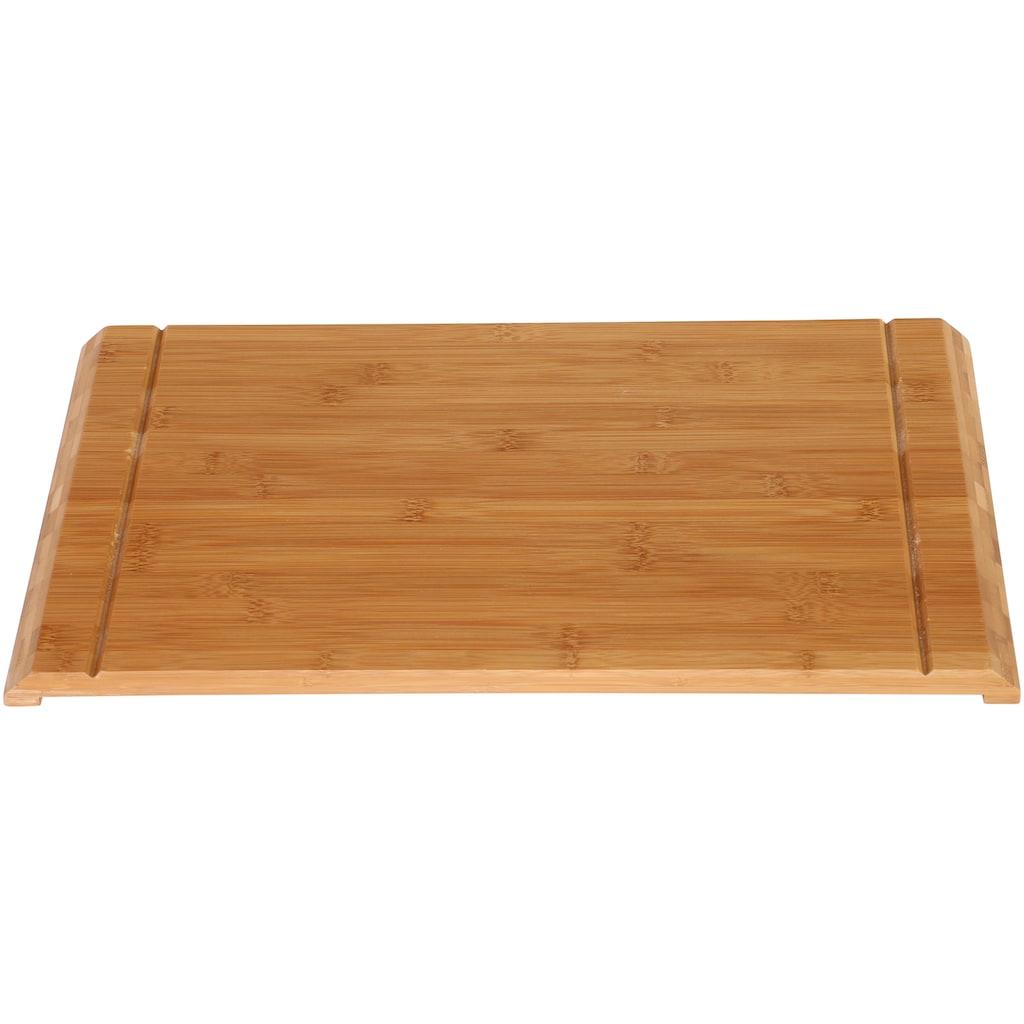 Schock Schneidebrett, Bambus, geölt, BxT: 30x54 cm