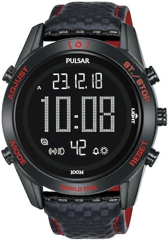 Pulsar Chronograph »Rally, P5A039X1« kaufen