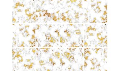 queence Fliesenaufkleber »Marmor« kaufen