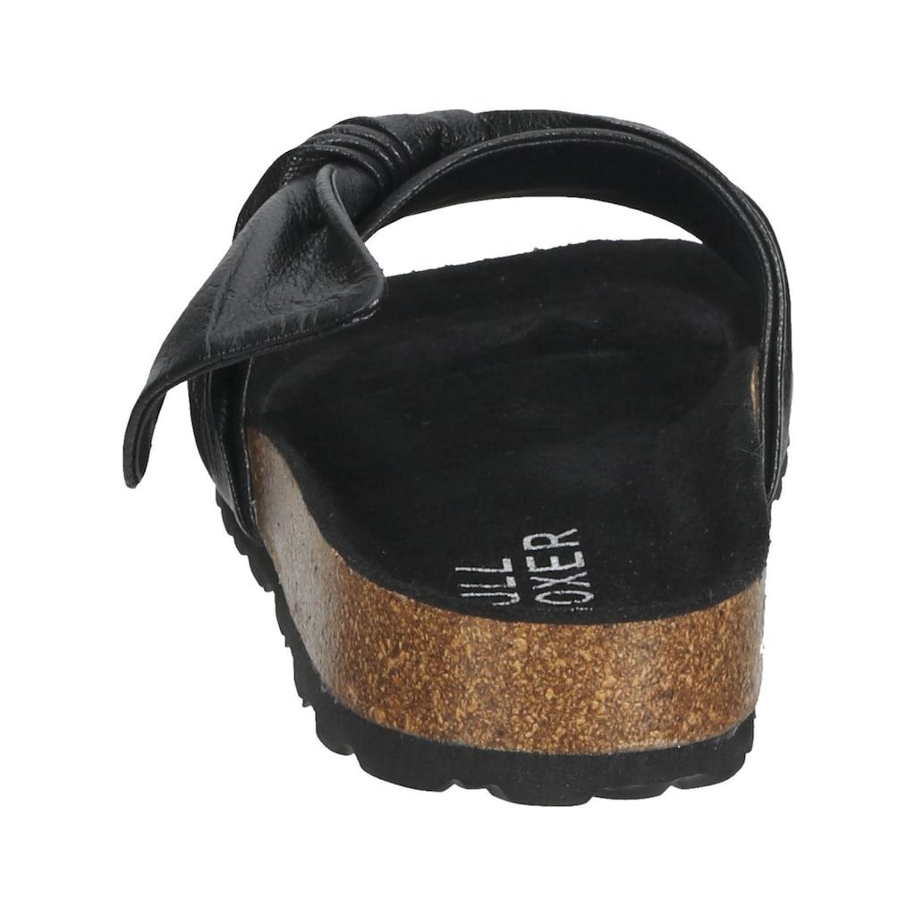 Bullboxer Pantolette »Leder«