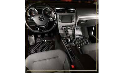 WALSER Passform-Fußmatten »XTR«, (4 St.), für Audi A6 Avant Bj 05/2018 - Heute, A6... kaufen