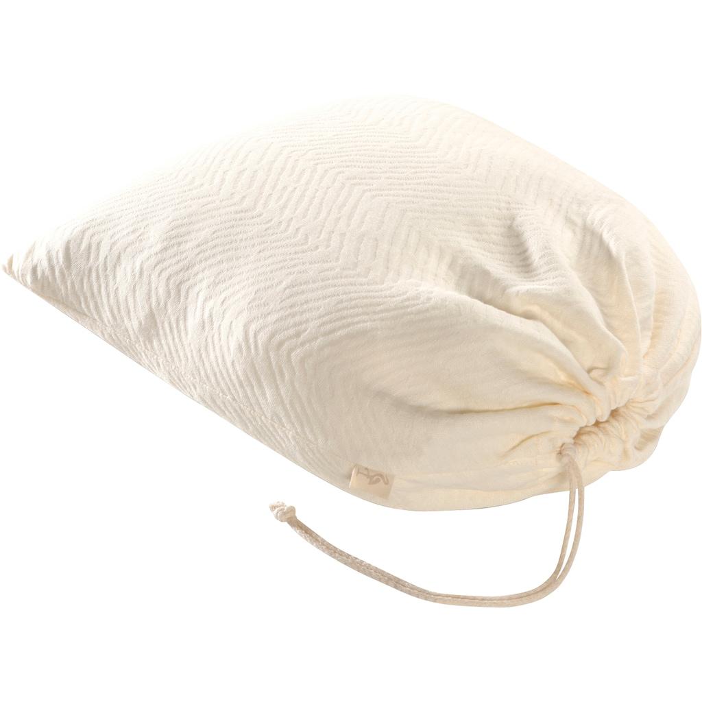 BIEDERLACK Tagesdecke »Grain«, mit Hochtief-Struktur