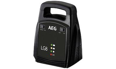 AEG Batterie - Ladegerät »LG 8« kaufen