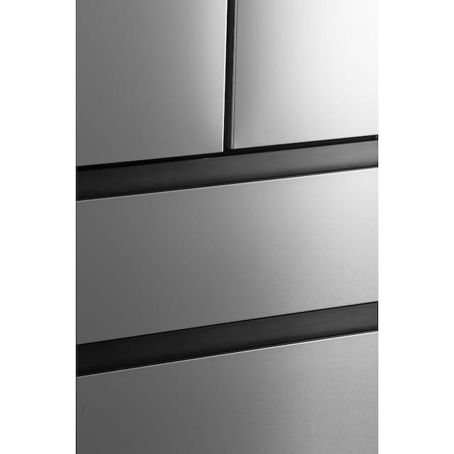 Hisense French Door RF540, 181,7 cm hoch, 79,4 cm breit