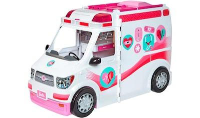"""Mattel® Puppen Fahrzeug """"Barbie Krankenwagen 2 - in - 1 Spielset"""" kaufen"""