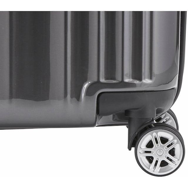 "TITAN® Hartschalen-Trolley ""Spotlight Flash, 76 cm"", 4 Rollen"