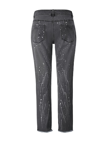 Angel of Style by Happy Size Slim Fit Jeans knöchellang kaufen