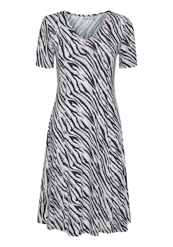 fransa A-Linien-Kleid »Fransa Kurzes Kleid mit Allover Print«, Kurzes Kleid mit Print kaufen