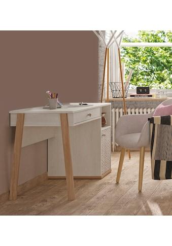 Gami Schreibtisch »Alika«, mit zusätzlichen Stauraum kaufen