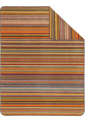 IBENA Wohndecke »Stripes«, mit bunten Streifen kaufen