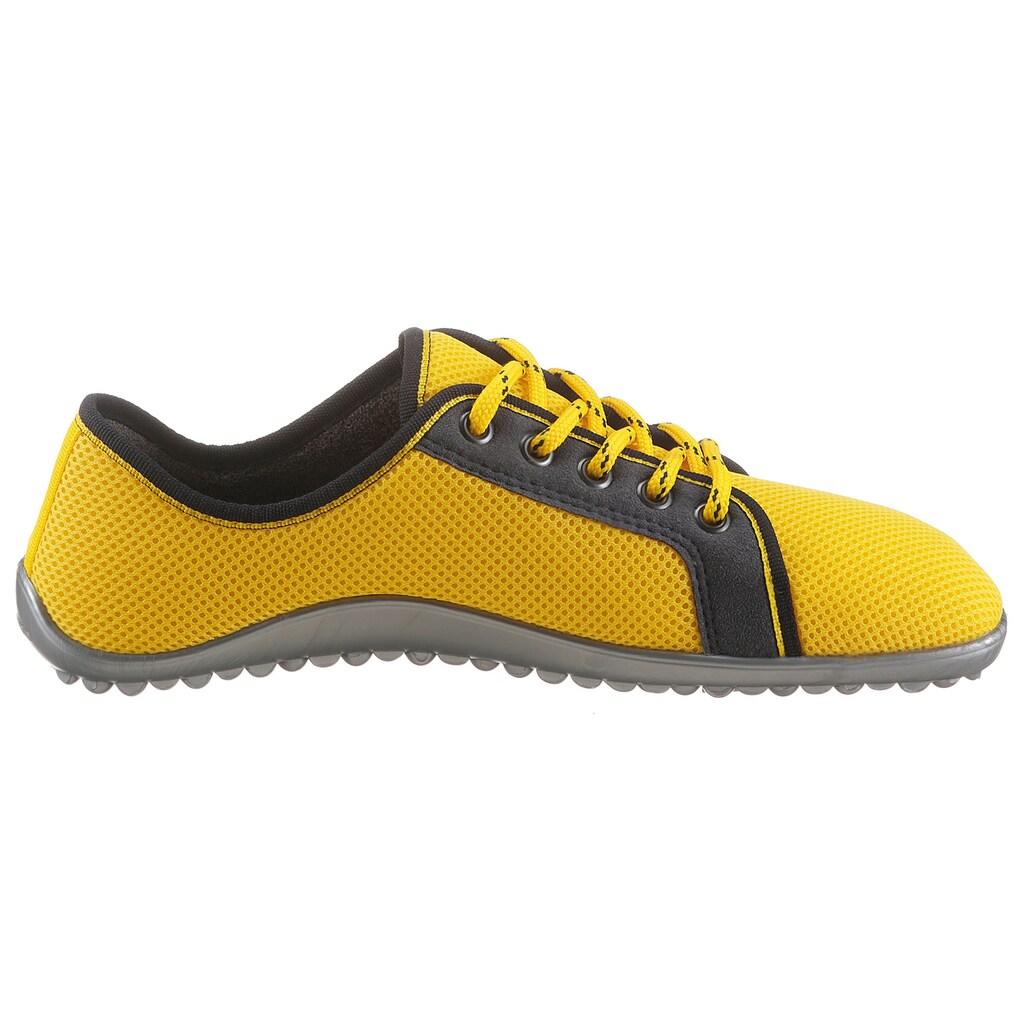 Leguano Sneaker »Barfußschuh AKTIV«, mit ergonomischer Formgebung
