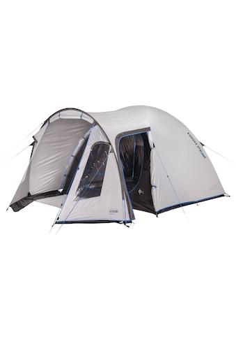 High Peak Kuppelzelt »Zelt Tessin 5.0«, 4 Personen (mit Transporttasche) kaufen