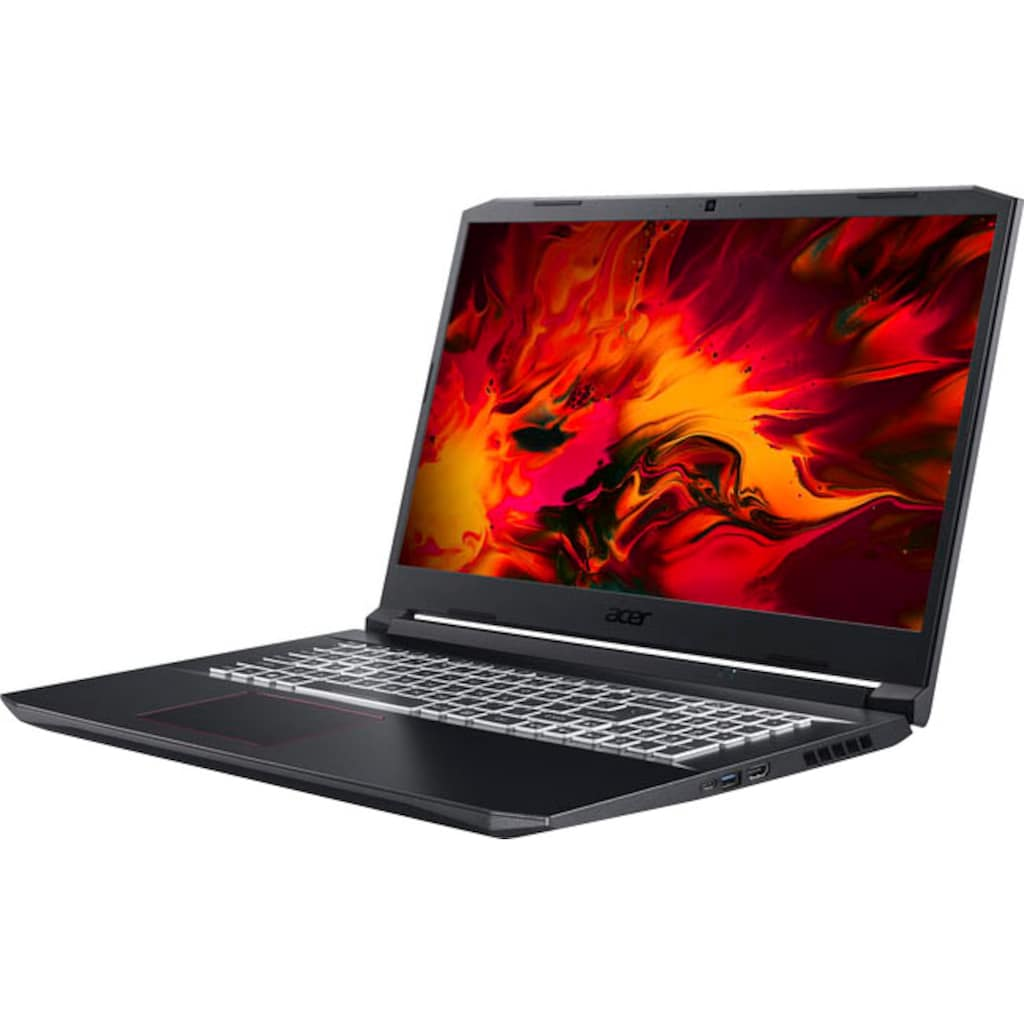 "Acer Gaming-Notebook »Nitro 5 (AN517-52-58NB)«, (43,94 cm/17,3 "" Intel Core i5 GeForce RTX™ 3060\r\n 512 GB SSD), NVIDIA RTX 3060 Grafik"