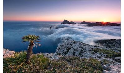Komar Fototapete »Island Paradise«, mehrfarbig-natürlich-bedruckt kaufen