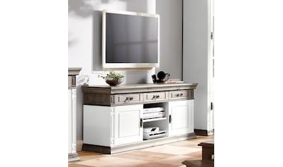 Home affaire TV-Board »Vinales«, Breite 158 cm, mit 3 Schubladen kaufen