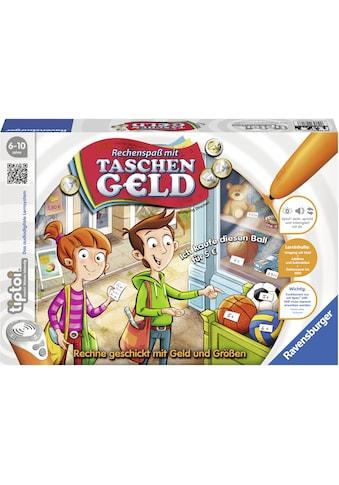 Ravensburger Spiel »tiptoi® Rechenspaß mit Taschengeld«, Made in Europe, FSC® -... kaufen
