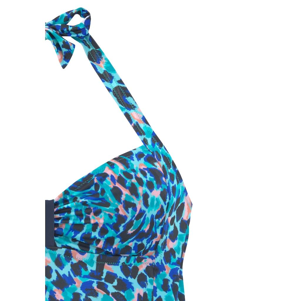 LASCANA Tankini, im Animaldesign
