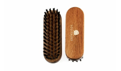 Solitaire Schuhputzbürste »Messingbürste«, Hervorragend zur Verwendung bei Rauleder kaufen