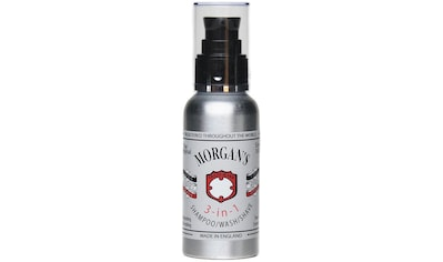 Morgan's Haarshampoo »3-in-1 Shampoo/Wash/Shave« kaufen