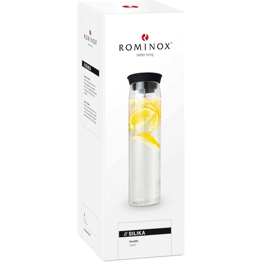 ROMINOX Karaffe »Silika«