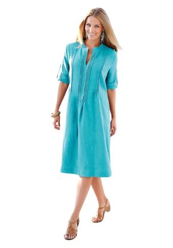 Anna Aura Abendkleid »Kleid aus 100% Leinen mit Stehkragen« kaufen