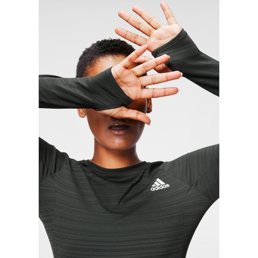 adidas Performance Langarmshirt »RUNNER LONGSLEEVE«