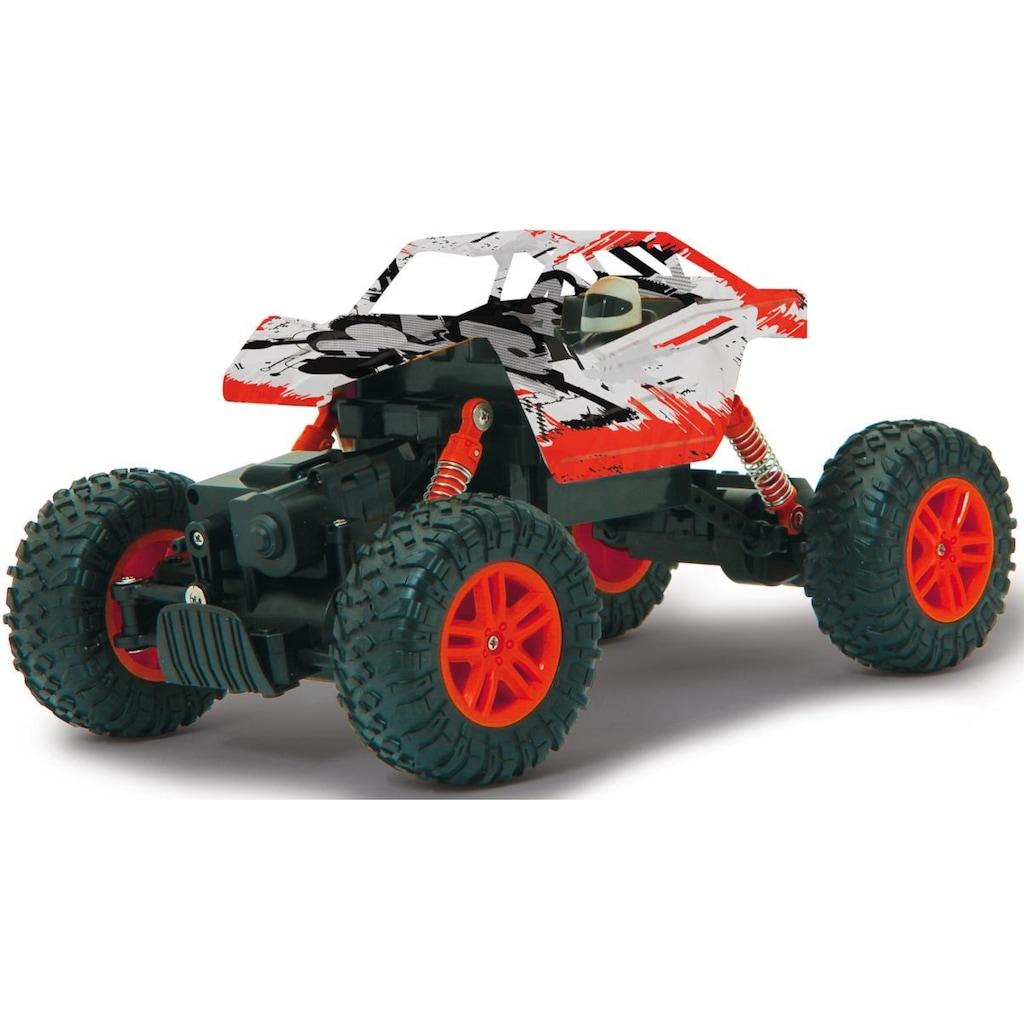 Jamara RC-Monstertruck »Crawler, rot/weiß«