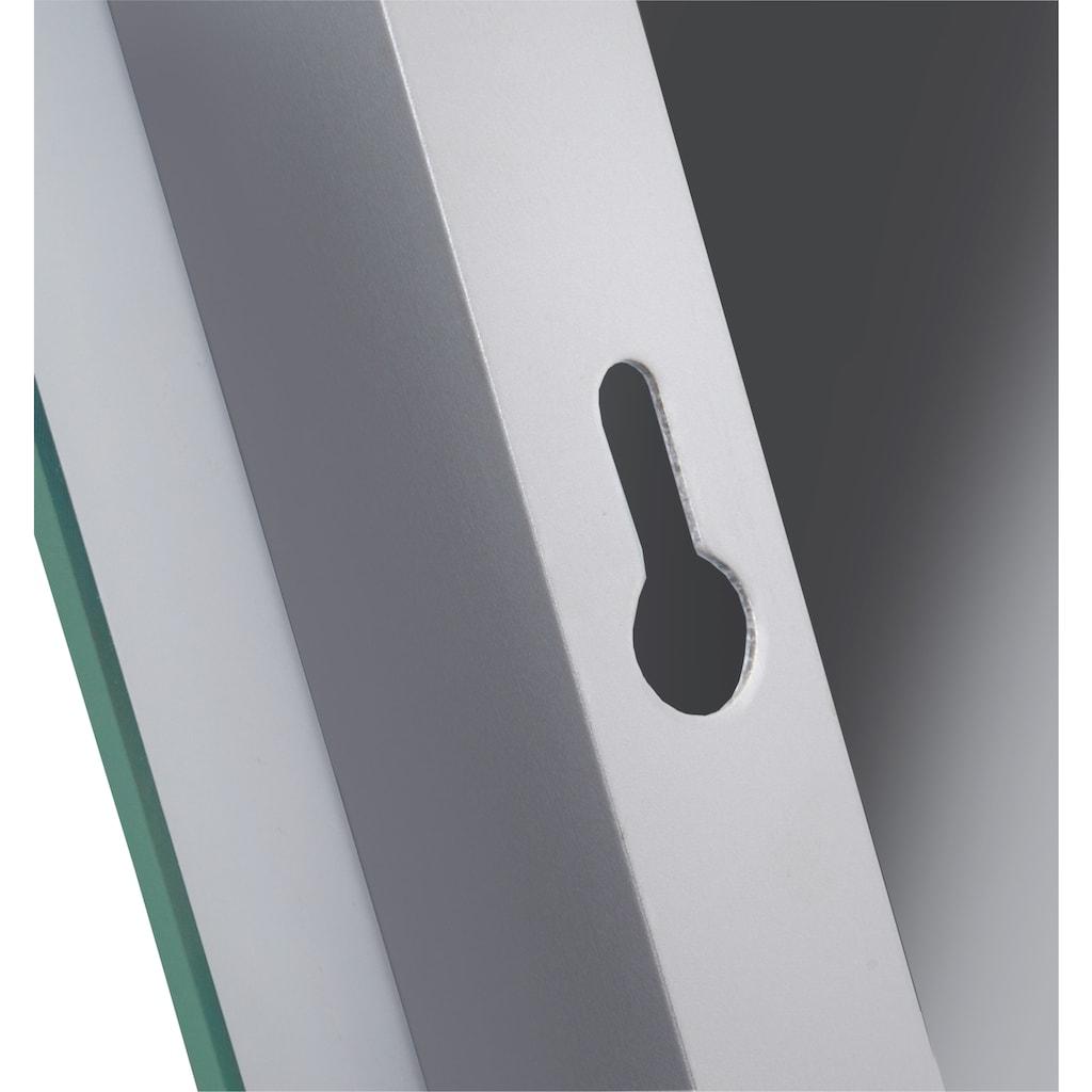 welltime LED-Lichtspiegel »Miami«, BxH: 120 x 70 cm