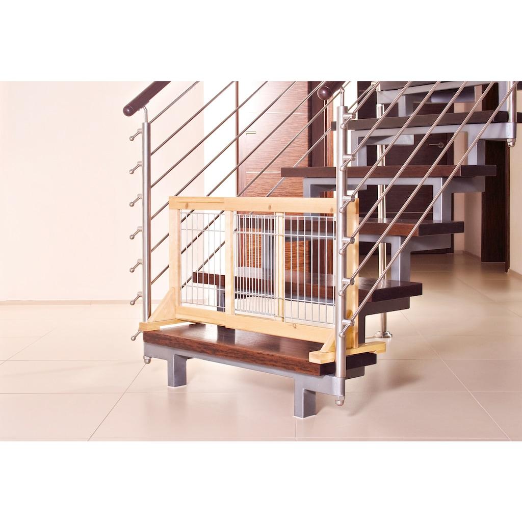TRIXIE Hundegitter, BxH: 65-108x50 cm