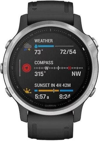 """Garmin Smartwatch »FENIX 6S« (3,04 cm/1,2 """" kaufen"""