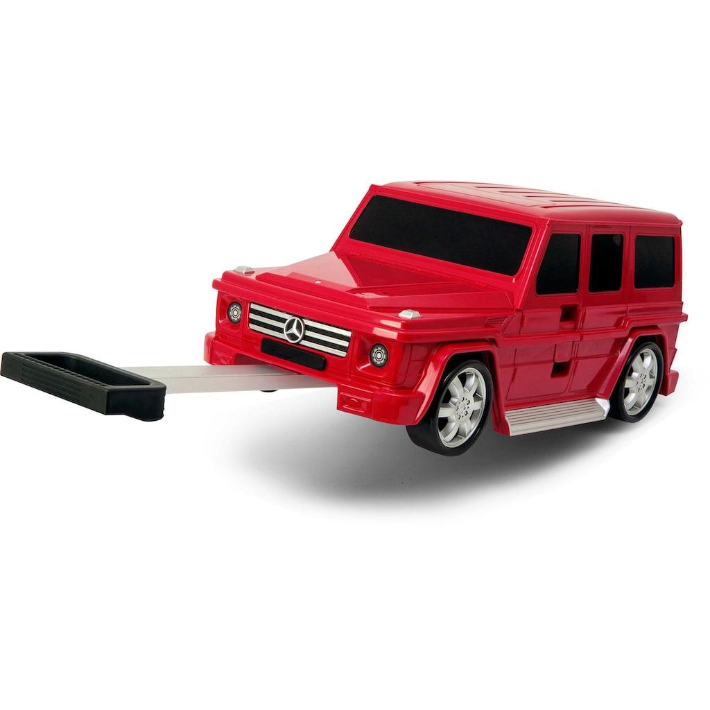 Packenger Hartschalen-Trolley »Mercedes-Benz G63«, 4 Rollen