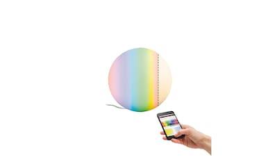 Paulmann,LED Tischleuchte»Siegen LED E27 dimmbar RGBW 7,5W E27 dimmbar smart«, kaufen