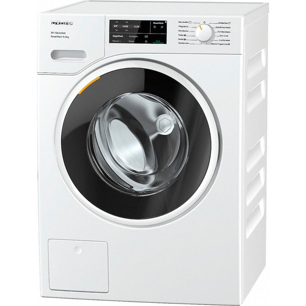 Miele Waschmaschine »WSG363 WCS PWash & 9kg«, WSG363 WCS PWash&9kg, 9 kg, 1400 U/min