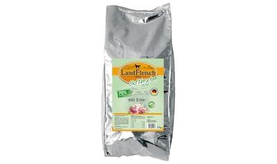 LANDFLEISCH Trockenfutter »Softbrocken Ente«, (1), 5 kg kaufen