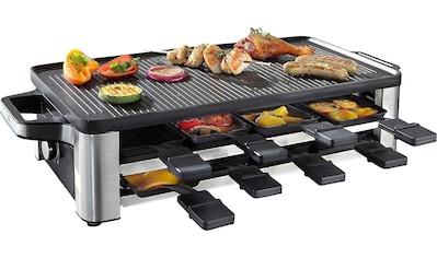 WMF Raclette LONO, 8 Raclettepfännchen, 1500 Watt kaufen