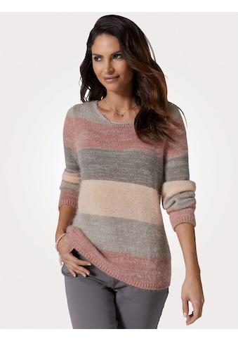 Mona Pullover mit haarigem Effektgarn kaufen