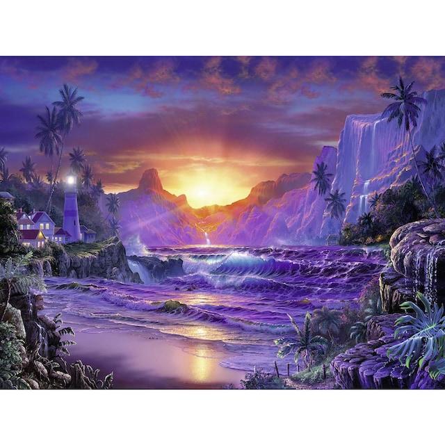 "Ravensburger Puzzle ""Sonnenaufgang im Paradies"""